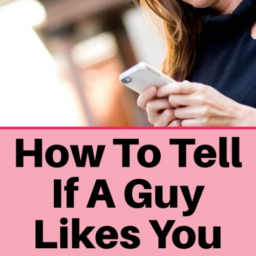 How to tell if a guy likes you over text