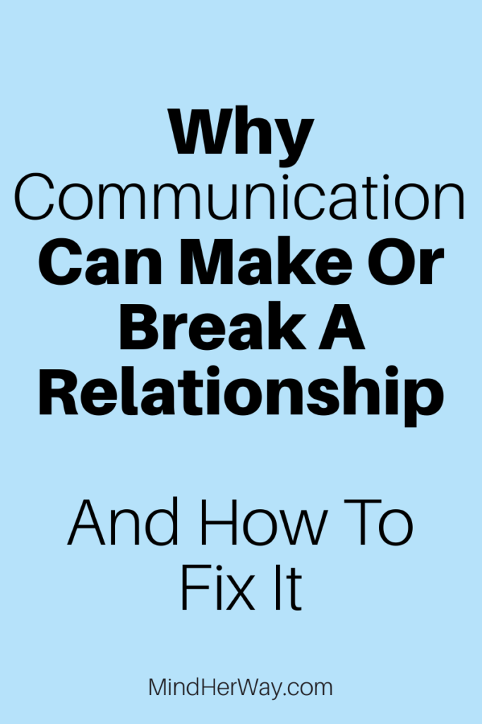 Tips to improve communication in a relationship