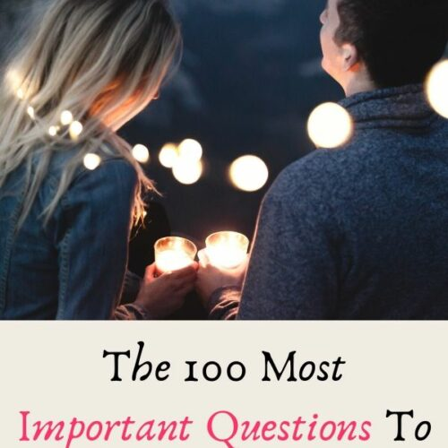 100 Questions To Ask A Guy That Will Bring You Much Closer