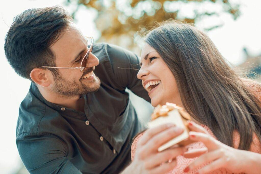 Make your partner feel loved