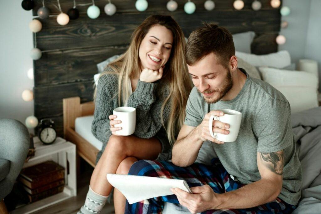 Things For Couples To Do At Home