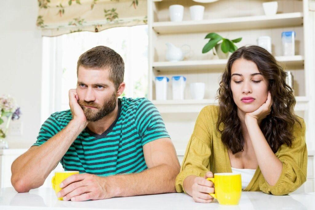 Bad Habits In Relationships